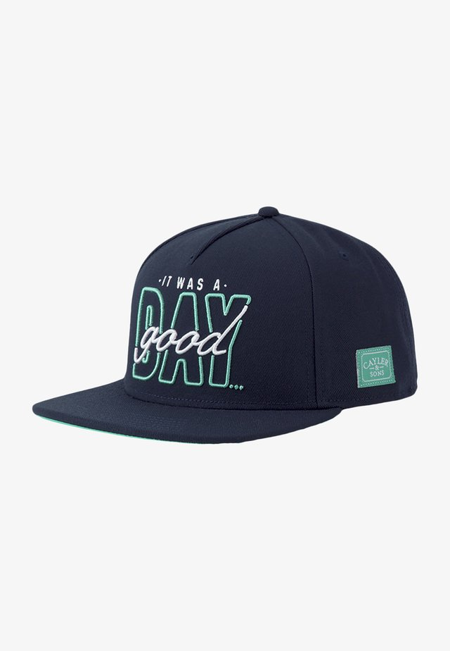 WL GOOD DAY  - Pet - navy/mint