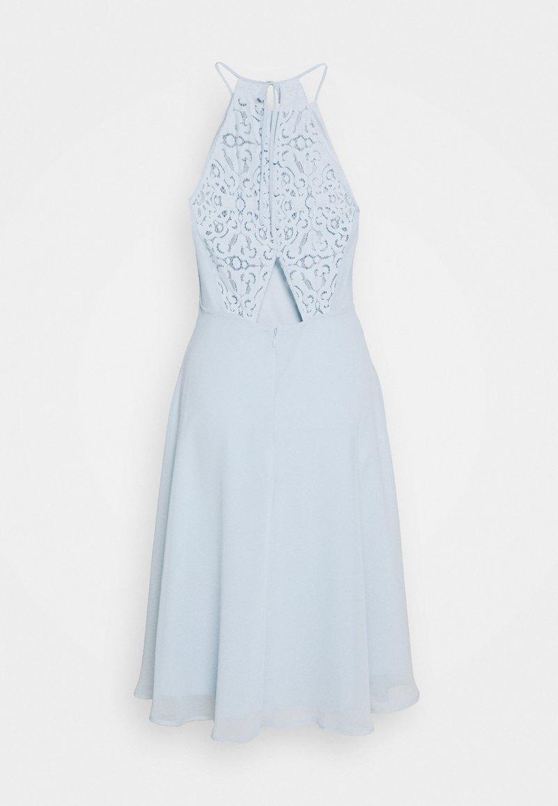 Esprit Collection Cocktailkleid Festliches Kleid Pastel Blue Hellblau Zalando De