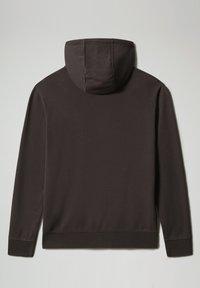 Napapijri - BALLAR  - Hoodie - dark grey solid - 5
