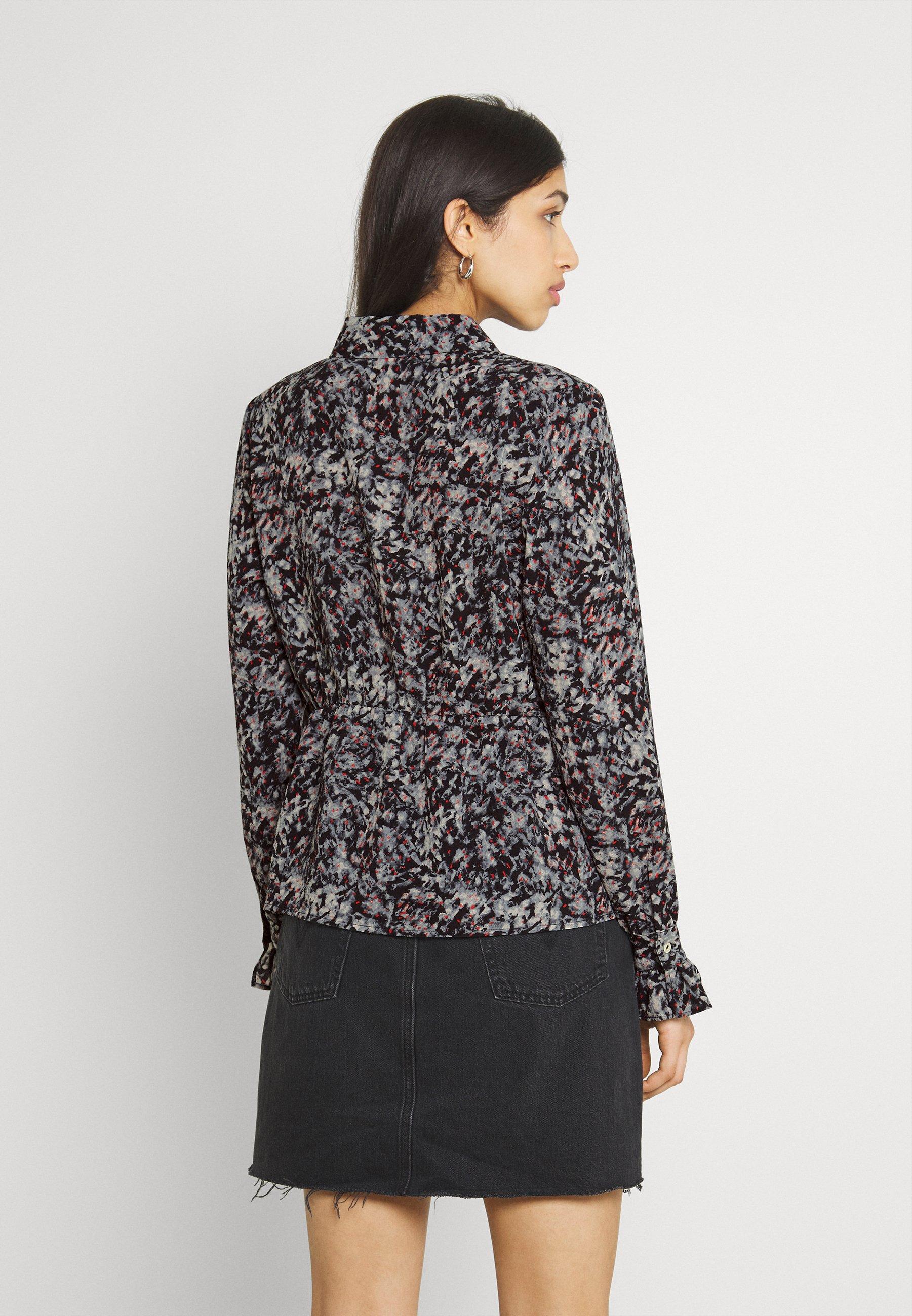 Women NMWANDA - Button-down blouse
