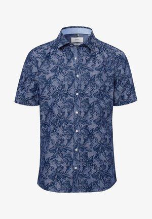 STYLE KRIS - Shirt - navy flower