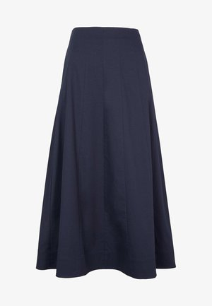 MARCIA - A-line skirt - navy