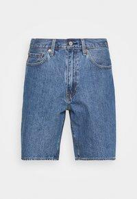 Levi's® - 469 LOOSE  - Denim shorts - blue denim - 4
