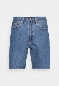 469 LOOSE  - Denim shorts - blue denim