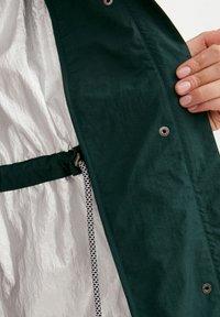 Finn Flare - Waterproof jacket - dark green - 5
