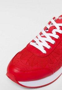 Desigual - GALAXY LOTTIE - Zapatillas - red - 5