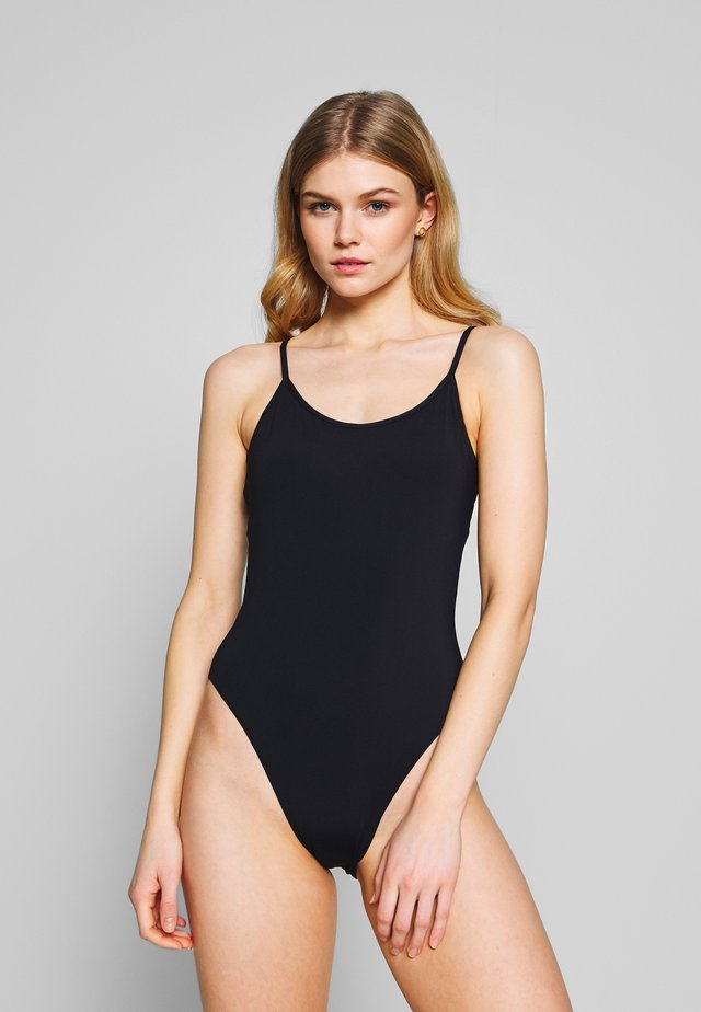 Swimsuit - true black