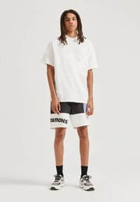 PULL&BEAR - T-shirts basic - white - 1