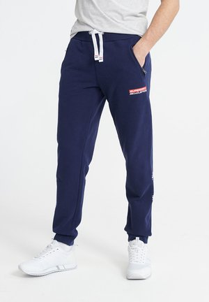 Pantalones deportivos - rich navy