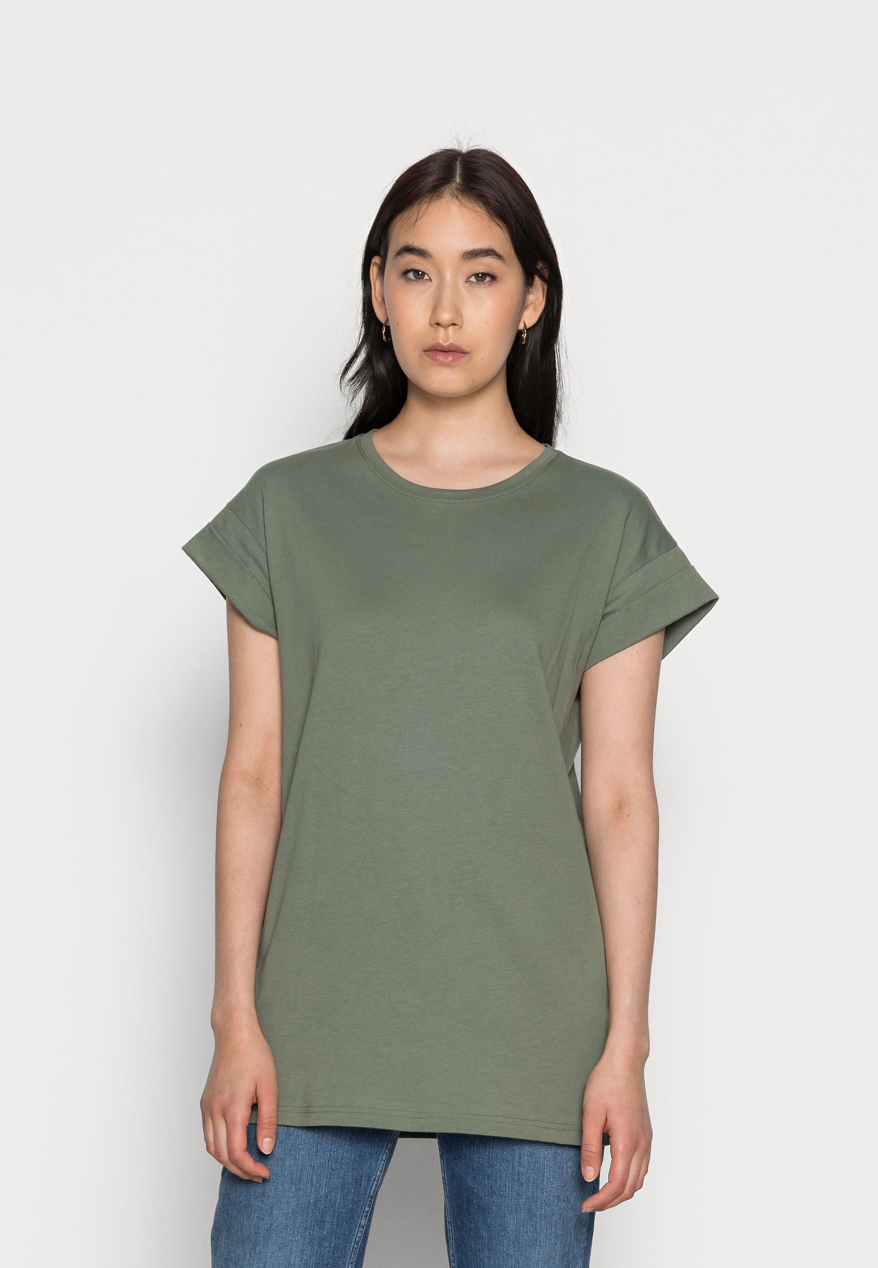 Women ALVA SEASONAL TEE - Basic T-shirt