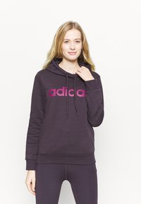 adidas Performance - Jersey con capucha - noble purple/power berry - 0