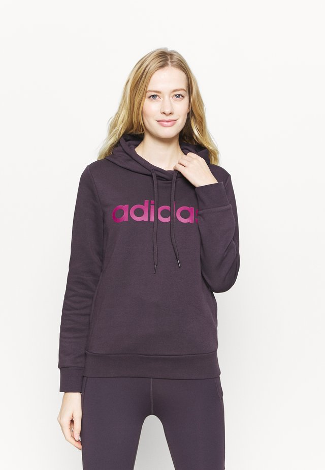 Hoodie - noble purple/power berry