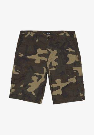 SCHEME  - Shorts - military camo