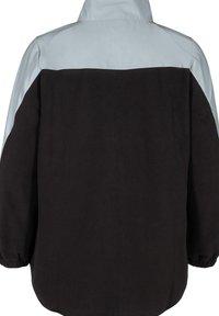 Active by Zizzi - Fleece jacket - black - 4