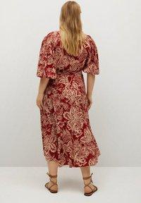 Violeta by Mango - Day dress - rojo - 1