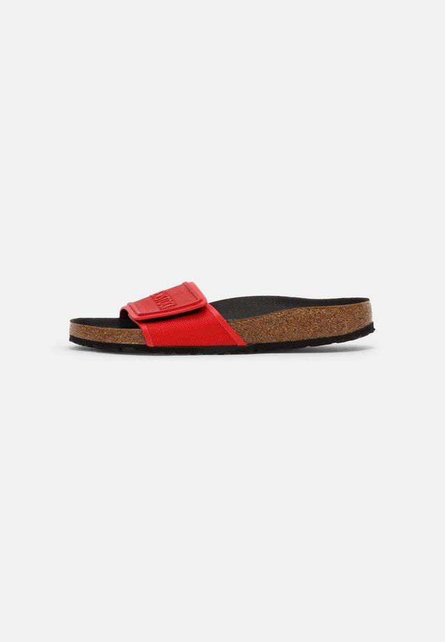 TEMA UNISEX - Domácí obuv - poppy
