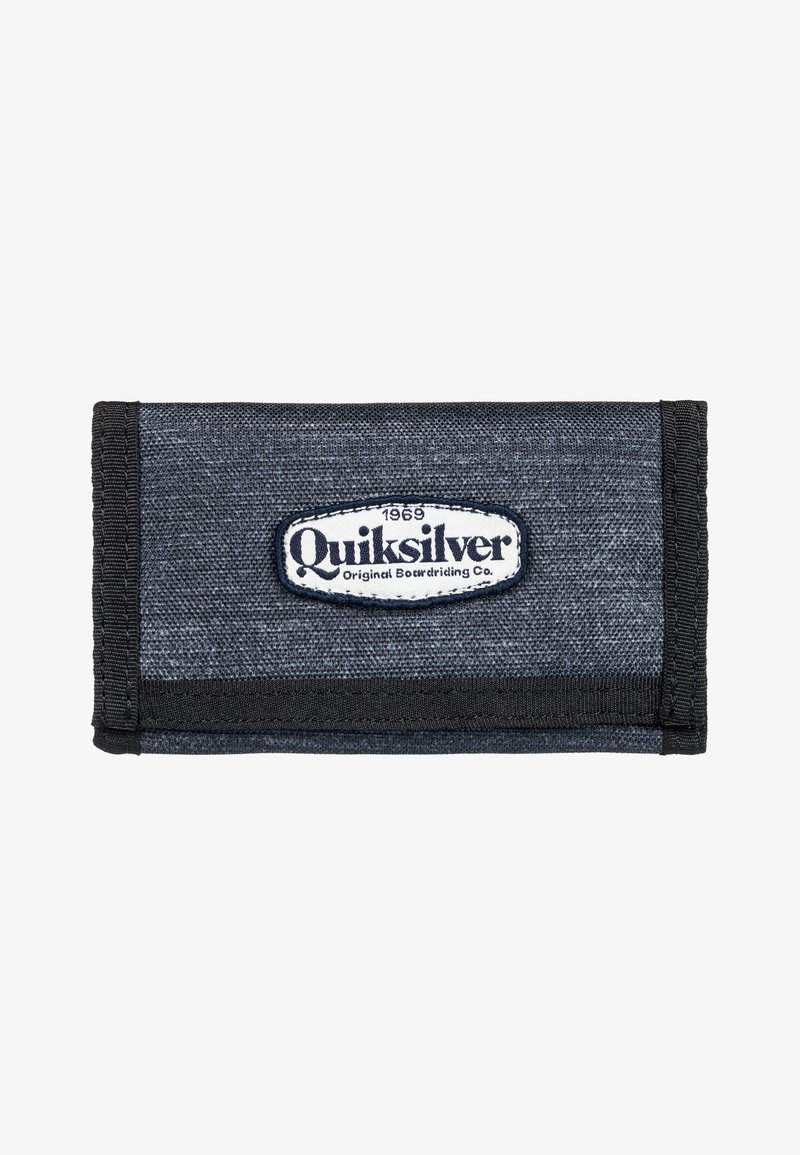 Quiksilver - THE EVERYDAILY - Wallet - dark grey heather