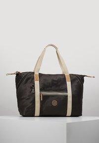 Kipling - ART M - Weekend bag - delicate black - 0