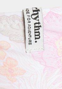 Rhythm - MELODY TIE FRONT UNDERWIRE - Bikini top - rose - 2