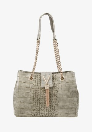 AUDREY - Handtasche - grigio