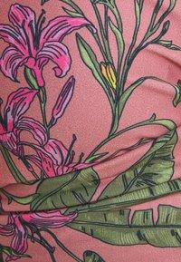 ONLY - ONLJULIE BRAZILIAN SET - Bikini - dusty rose - 4