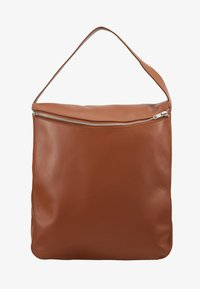 KIOMI - LEATHER - Batoh - cognac - 5