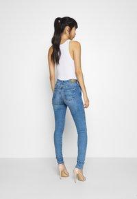 Pepe Jeans - PIXIE STITCH - Jeans Skinny Fit - blue denim - 2
