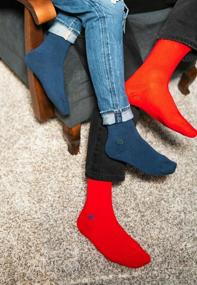 Natural Vibes - BIO SOCKEN 4 PACK - Socks - multi coloured