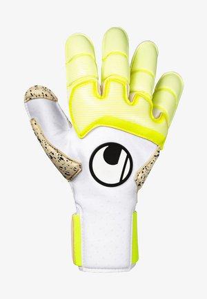 Gloves - weissgelbschwarz