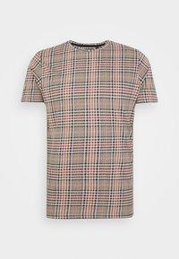 Brave Soul - REINETTE - T-shirt print - beige - 5