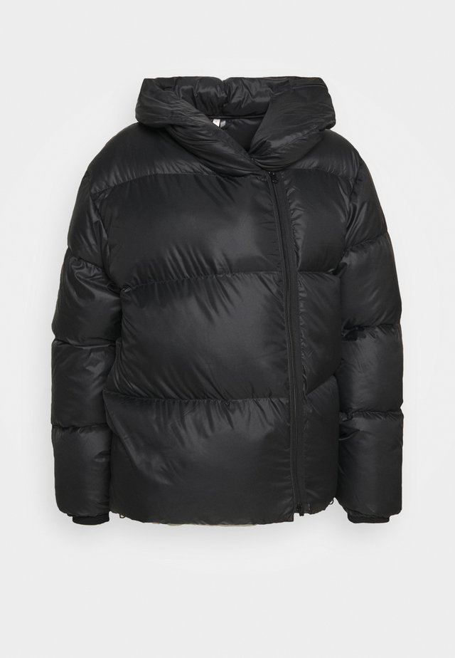 JANESSA PUFFER JACKET - Training jacket - black