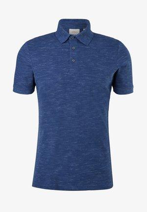 Poloshirt - blue melange