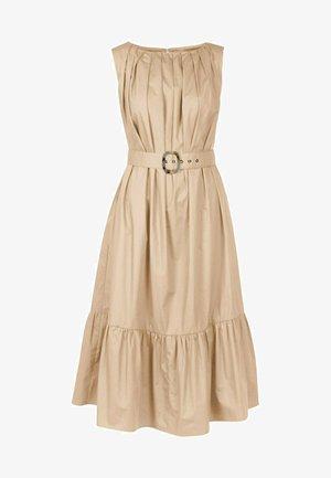 Vapaa-ajan mekko - beige