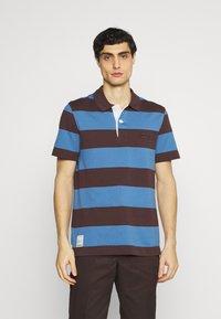 Lacoste - Polo shirt - penumbra/turquin blue - 0