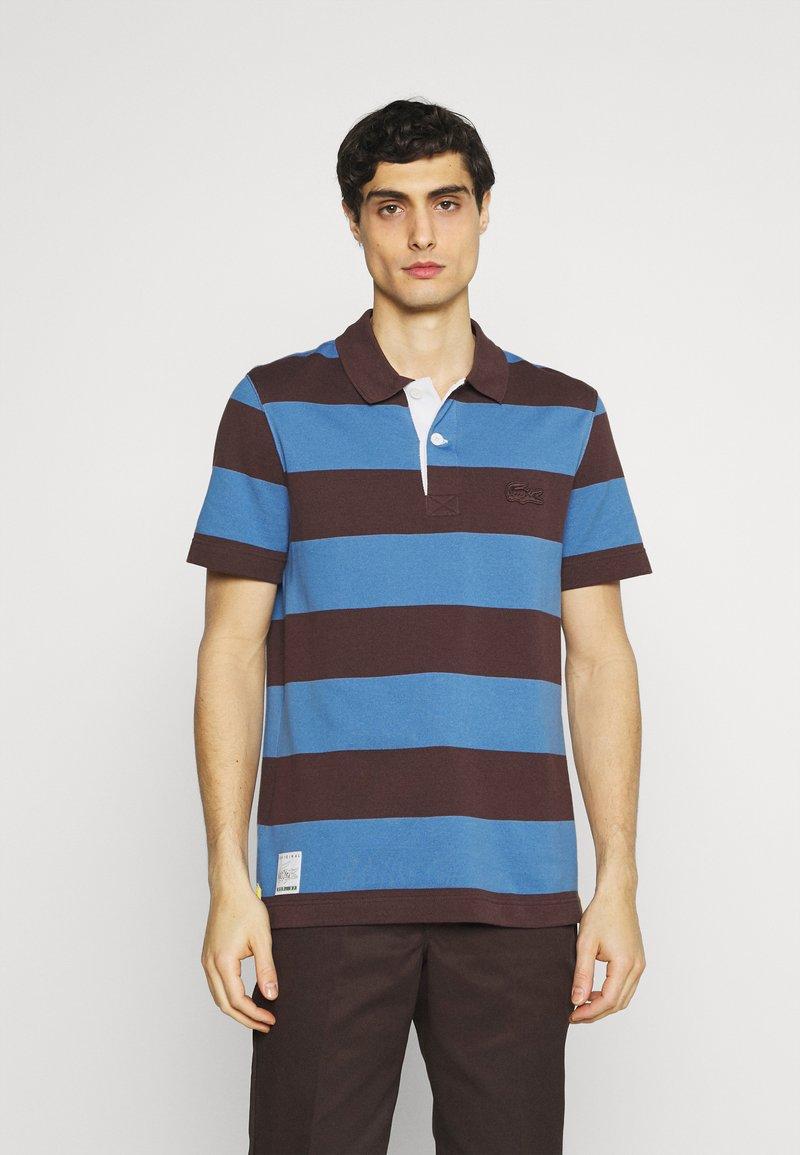 Lacoste - Polo shirt - penumbra/turquin blue
