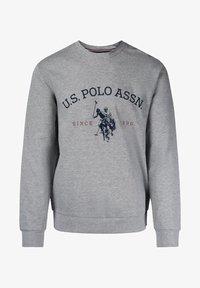 BRANT - Sweatshirt - grey melange
