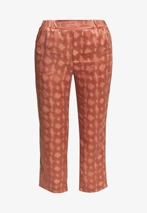 WEEKEND - Pyjama bottoms - copper