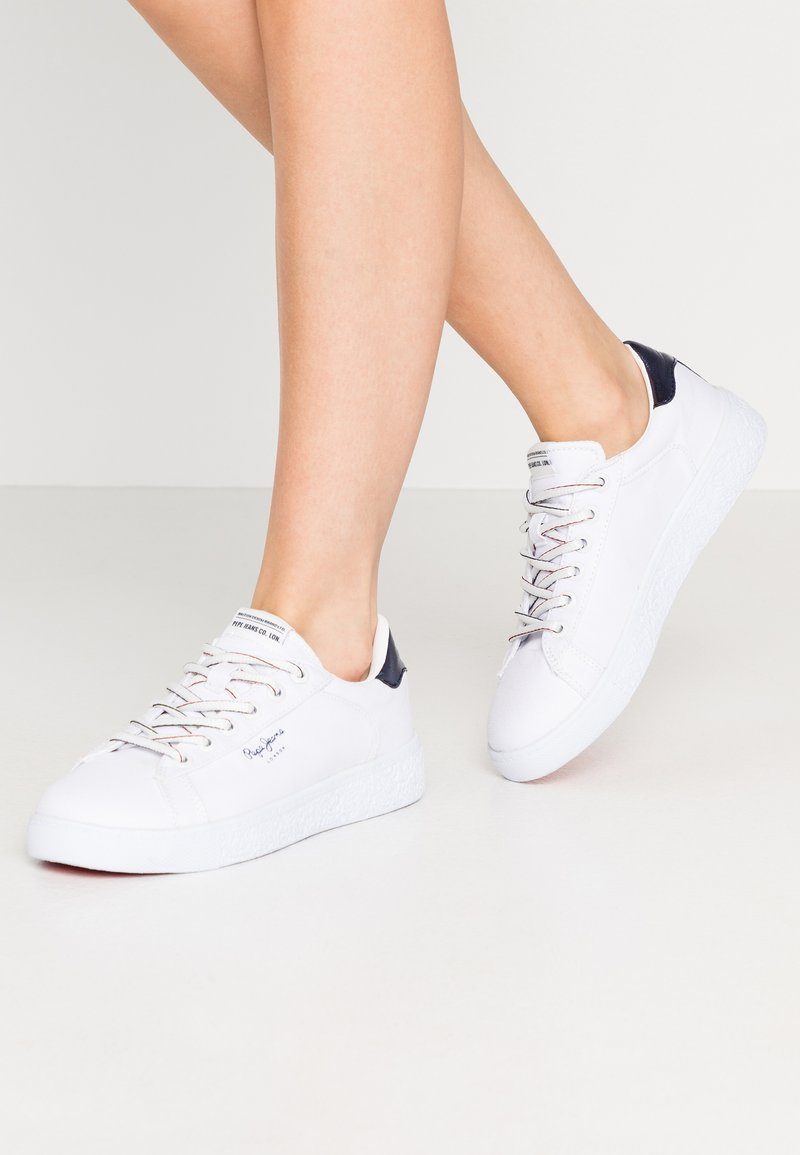 Pepe Jeans - ROXY SUMMER - Trainers - white