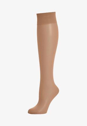 SHEER - Knee high socks - gobi