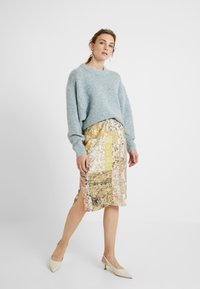 Carin Wester - SKIRT MINNIE - Blyantnederdel / pencil skirts - multicolor - 1