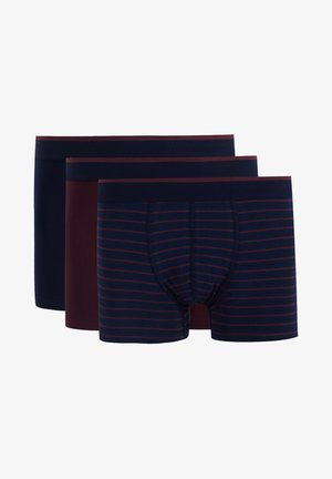 3 PACK - Culotte - navy