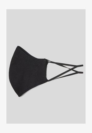 Textilné rúško - black