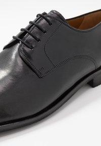 Melvin & Hamilton - ALEX - Business sko - black - 5