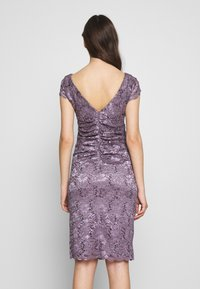 Swing - Cocktail dress / Party dress - grau/violett - 3