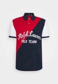 Polo Ralph Lauren - BASIC - Koszulka polo - red/multi - 4