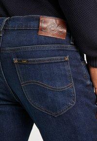 Lee - RIDER - Jeans slim fit - dark pool - 5