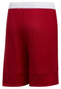 adidas Performance - 3G SPEED REVERSIBLE SHORTS - Sports shorts - red - 2