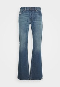 Diesel - LARKEE-X - Straight leg jeans - 009ei - 3