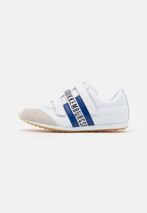 BANNON - Zapatillas - white/bluette