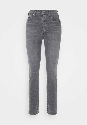 OLIVIA - Slim fit jeans - silvermist